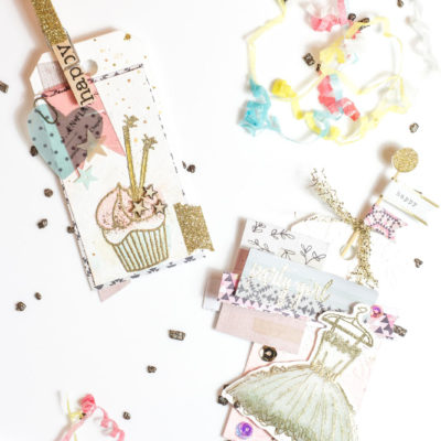 Party Tags by Taheerah Atchia