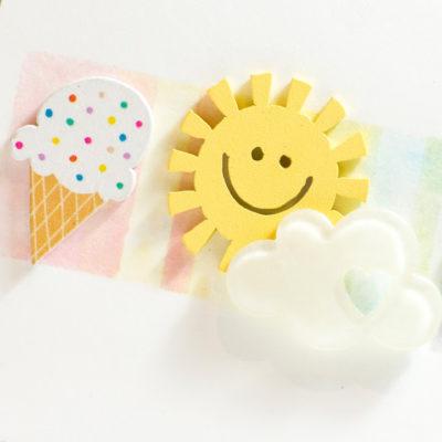 Close-up of cute card by Taheerah Atchia