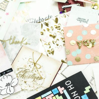 Cards by Taheerah Atchia