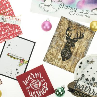 Christmas cards by Taheerah Atchia