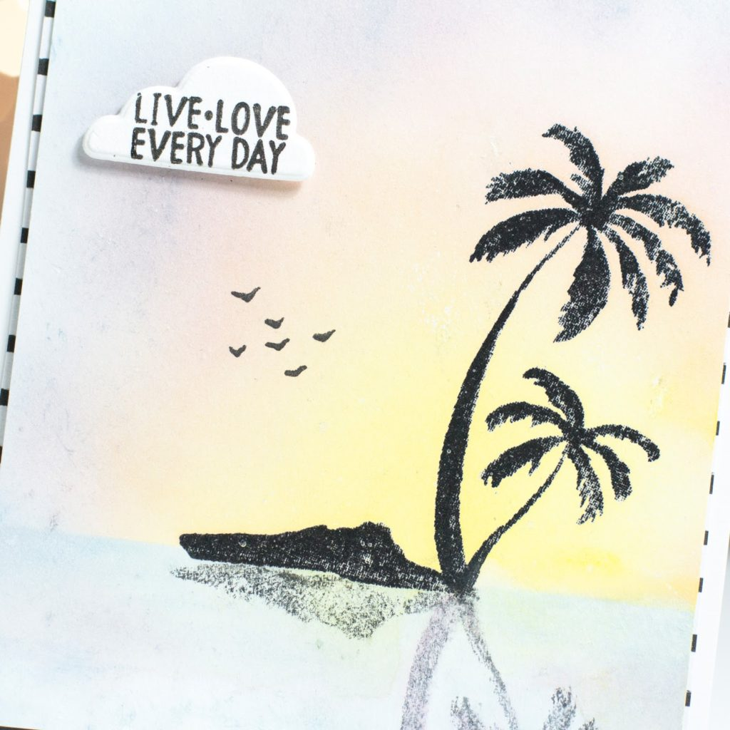 Live Love Every Day Card by Taheerah Atchia