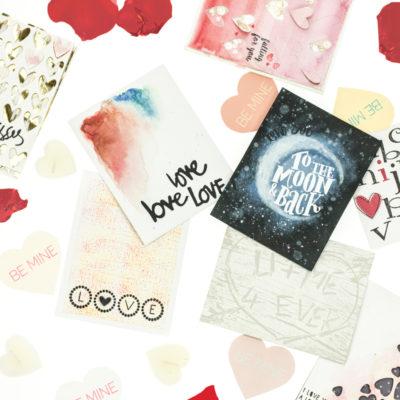 Love cards by Taheerah Atchia