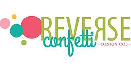 Reverse Confetti logo