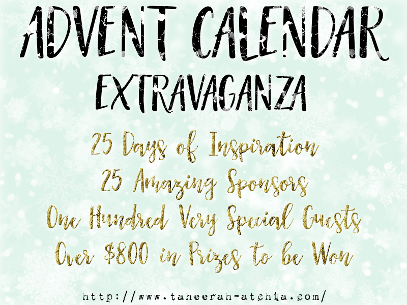 Advent Calendar Extravaganza 2016