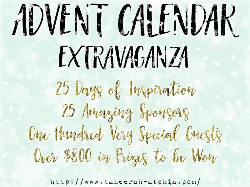 Advent Calendar Extravaganza 2016