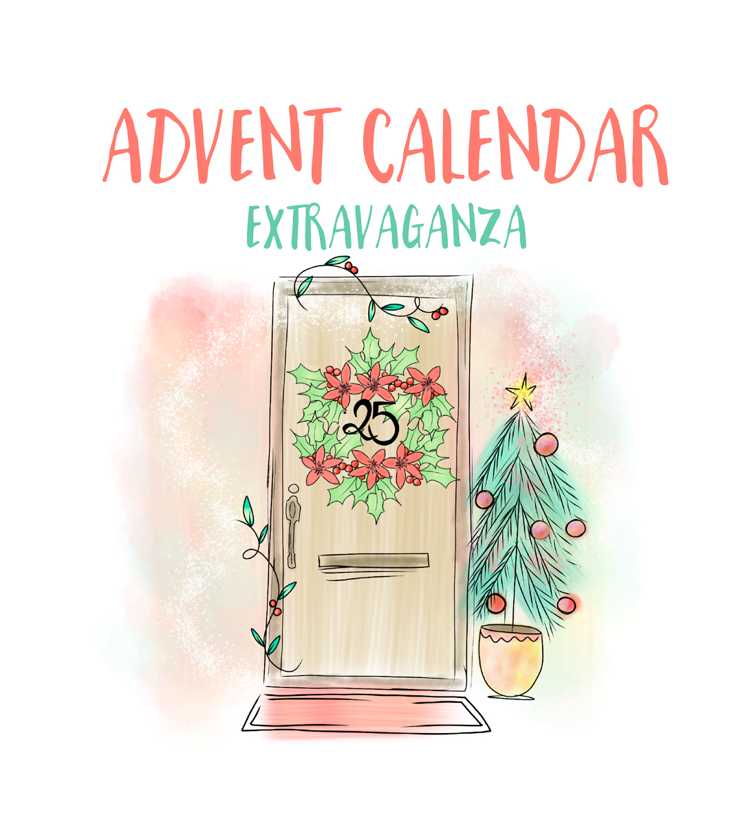 Advent Calendar Extravaganza with Taheerah Atchia - How To Find The Secret Links!