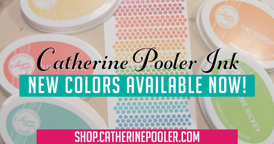 Catherine Pooler inks available
