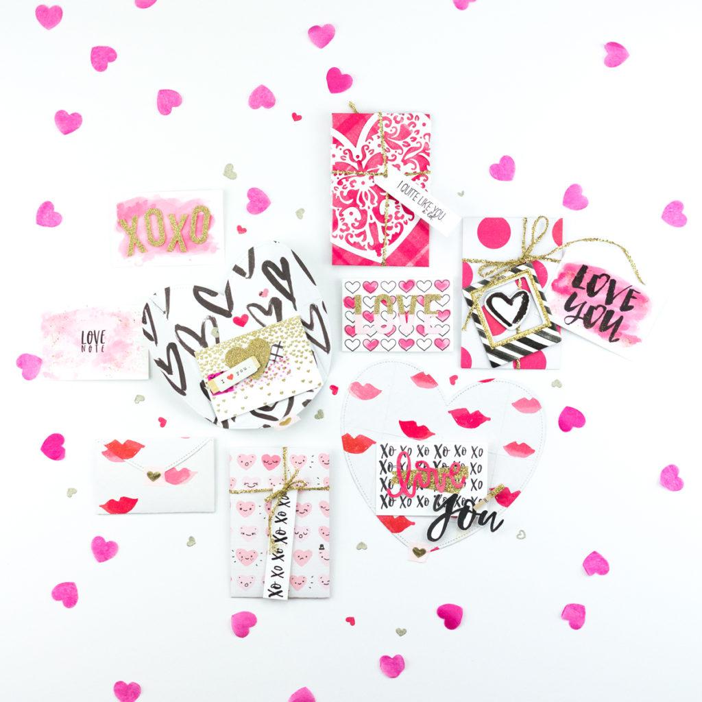 Quick & Easy Valentines by Taheerah Atchia