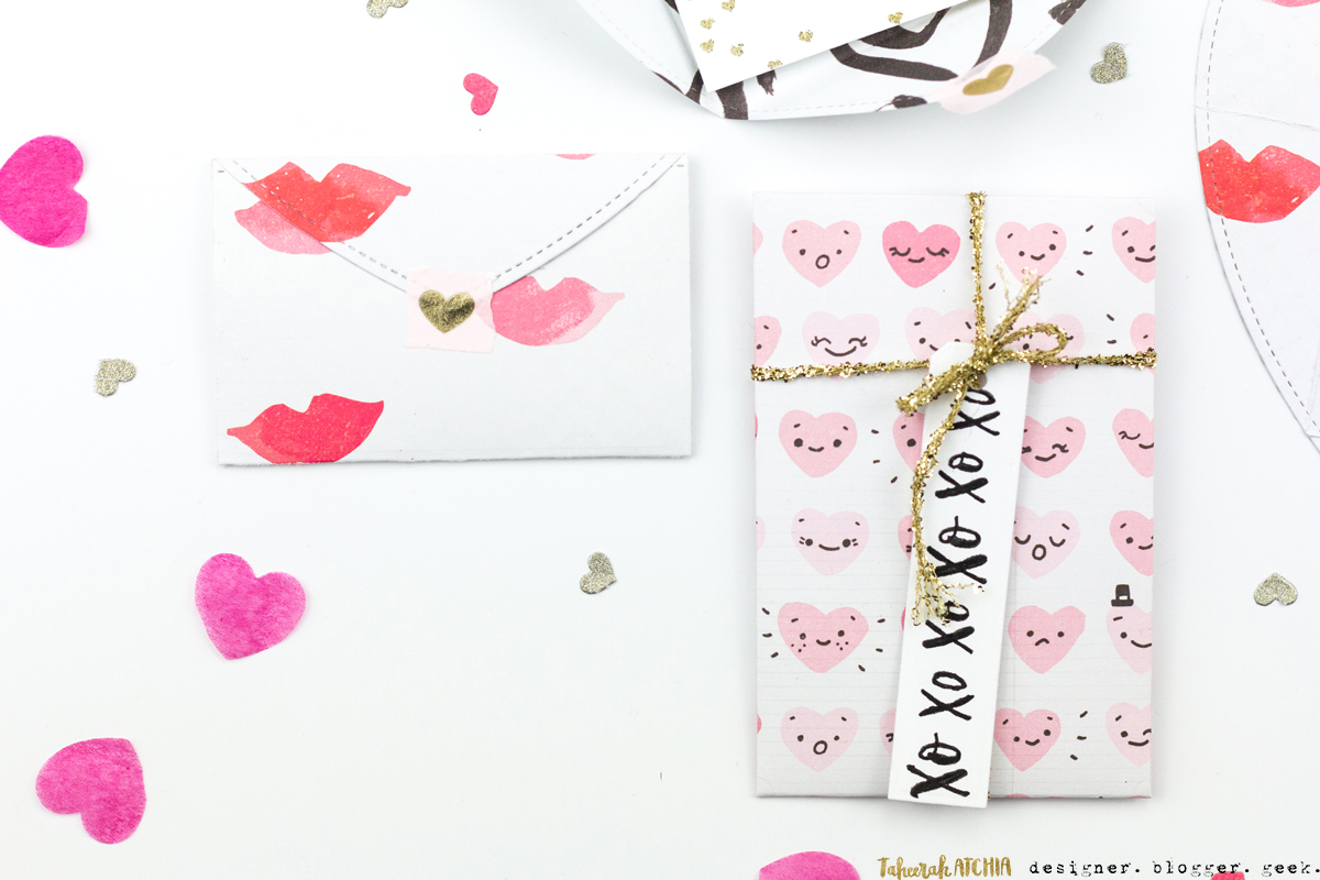 Quick & Easy Valentines by Taheerah Atchia
