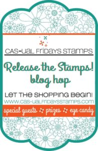CAS-ual Fridays March Blog Hop
