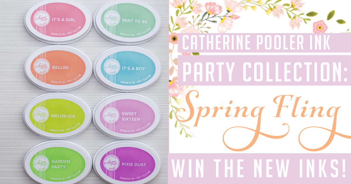 Catherine Pooler Spring Fling Blog Hop Prize
