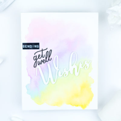 Sending Get Well Wishes Card by Taheerah Atchia