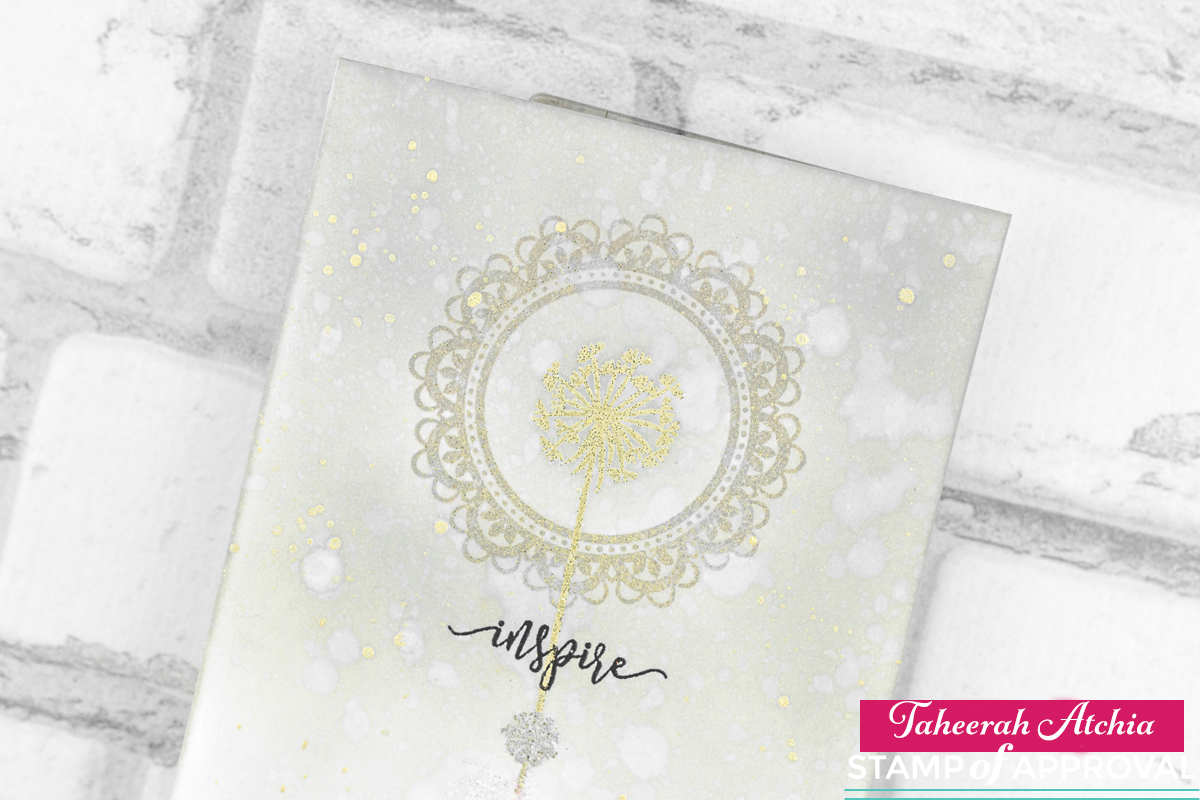 Dreamcatcher Inspiration Card by Taheerah Atchia
