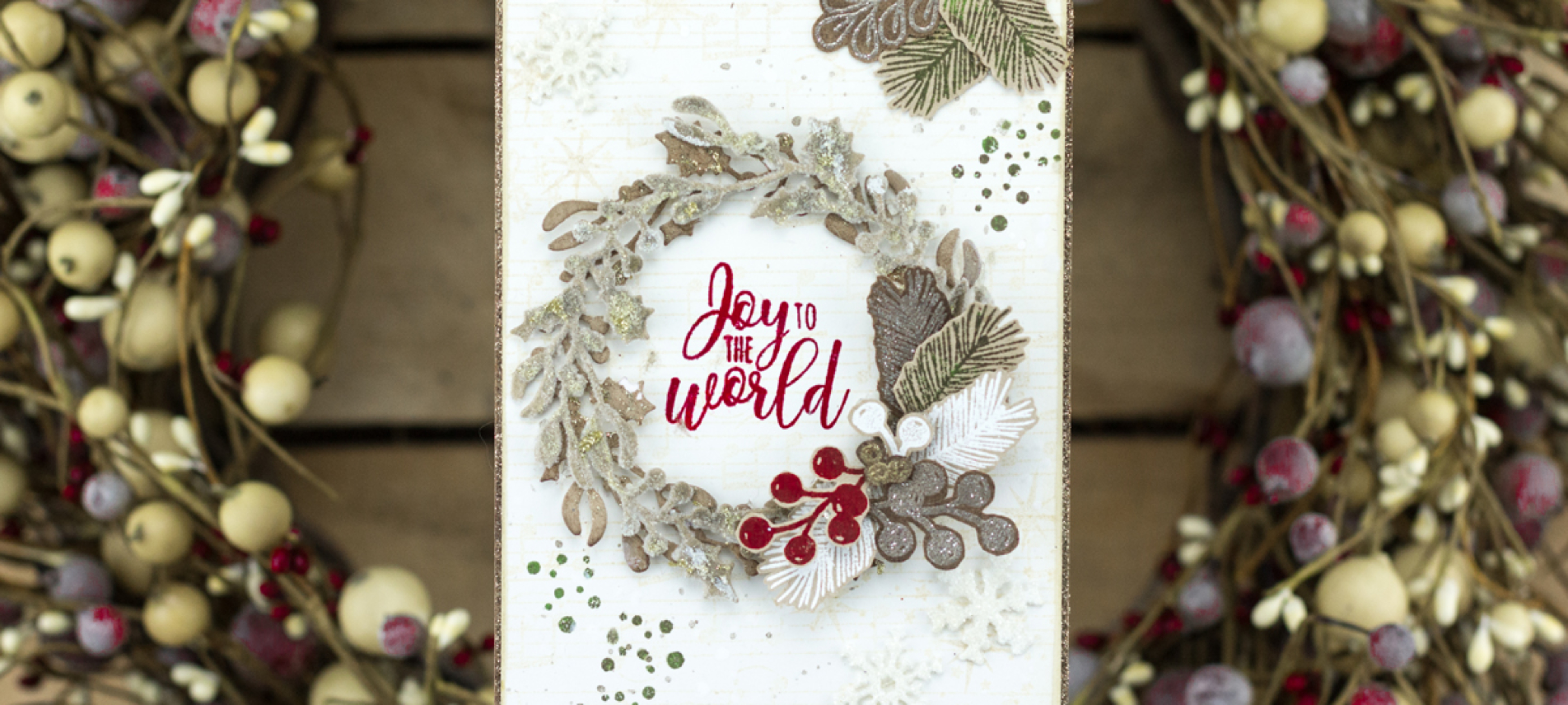 Winterhaven Stamp of Approval Blog Hop Day 3 AND A Giveaway!