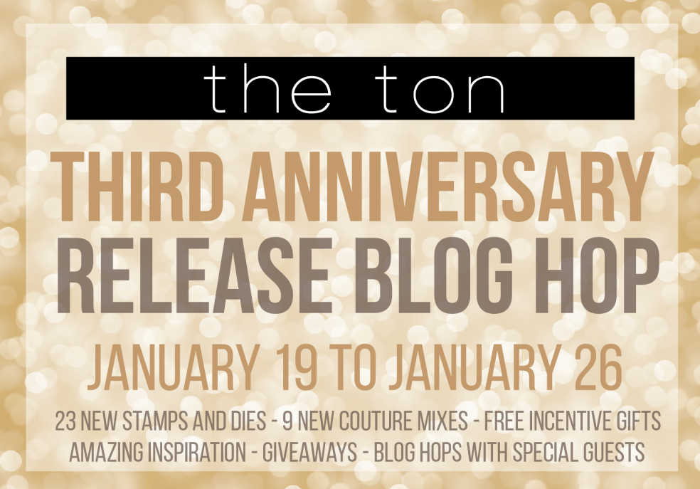 The Ton Third Anniversary
