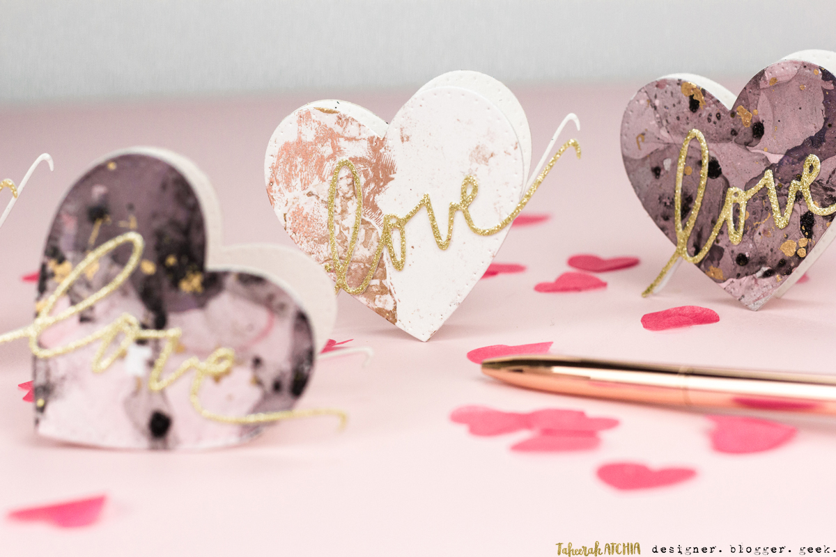 Love Notes Mini Cards by Taheerah Atchia