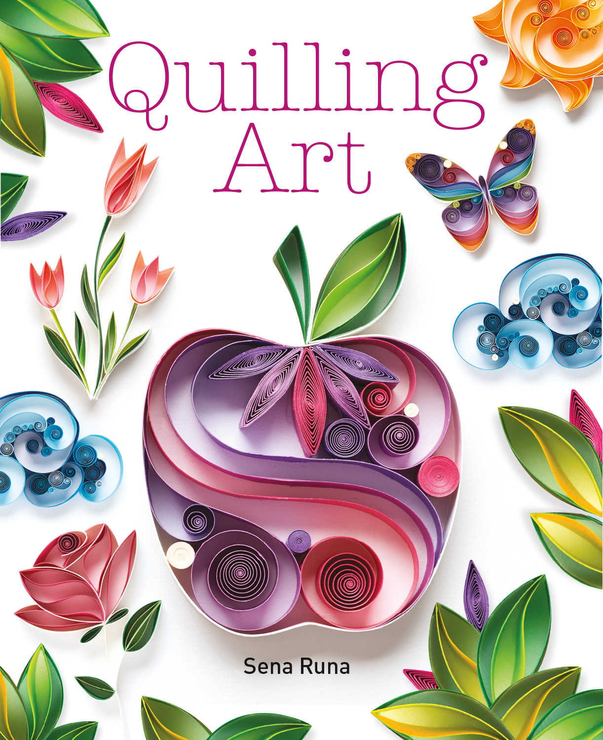 Quilling Art by Sena Runa