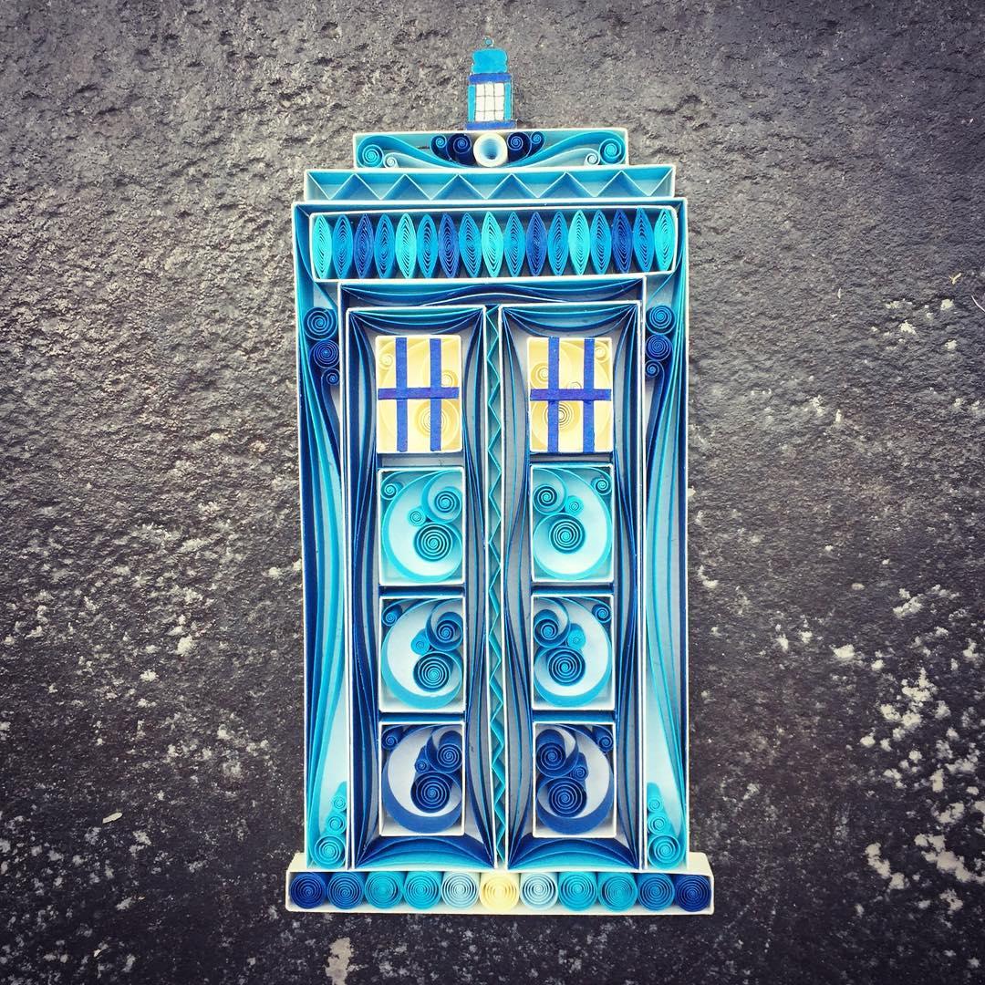 Sena Runa - TARDIS