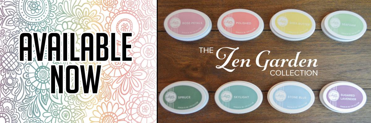 Zen Garden Collection - Available Now