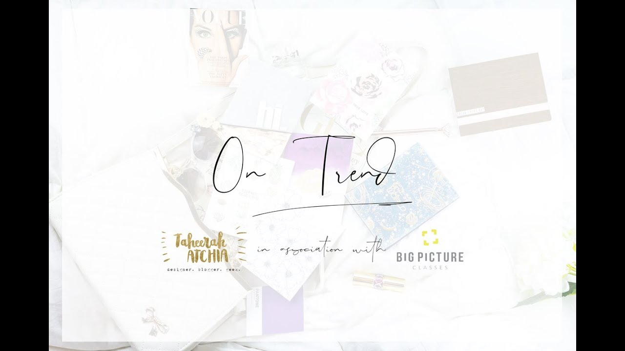'On Trend' Class Promo Video